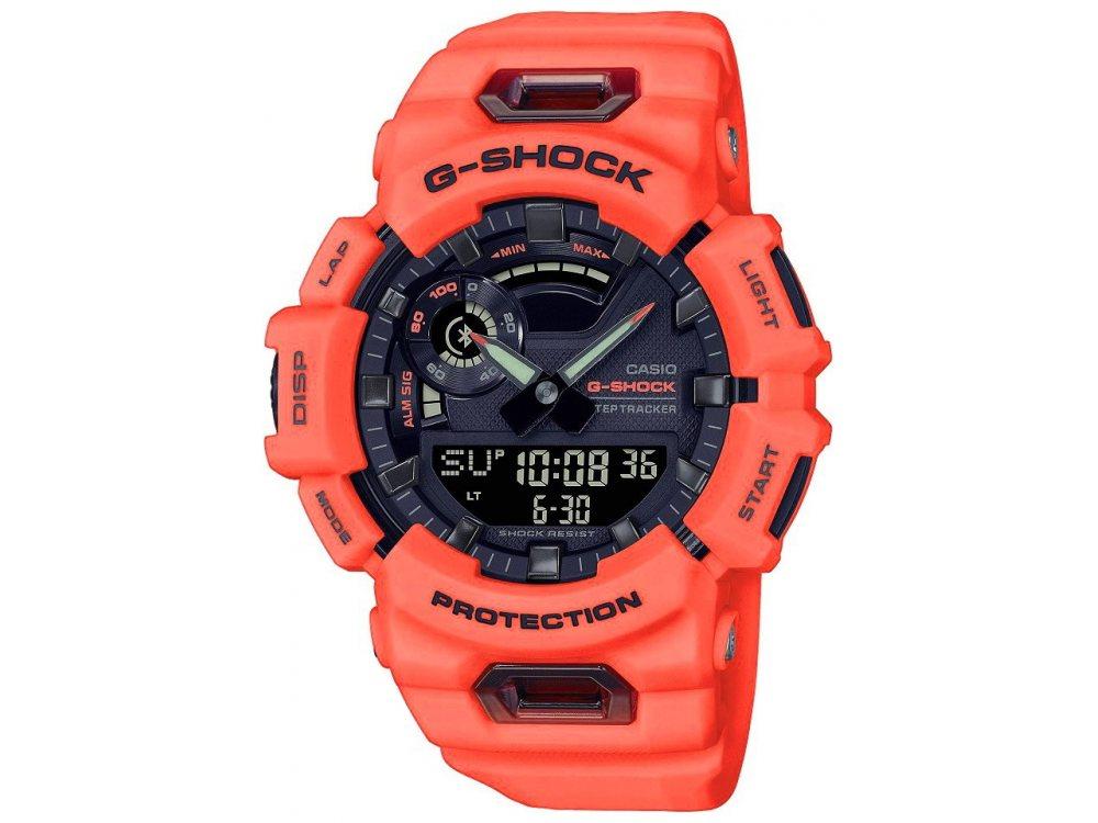 ЧАСОВНИК CASIO G-SHOCK  G-SQUAD GBA-900-4AER