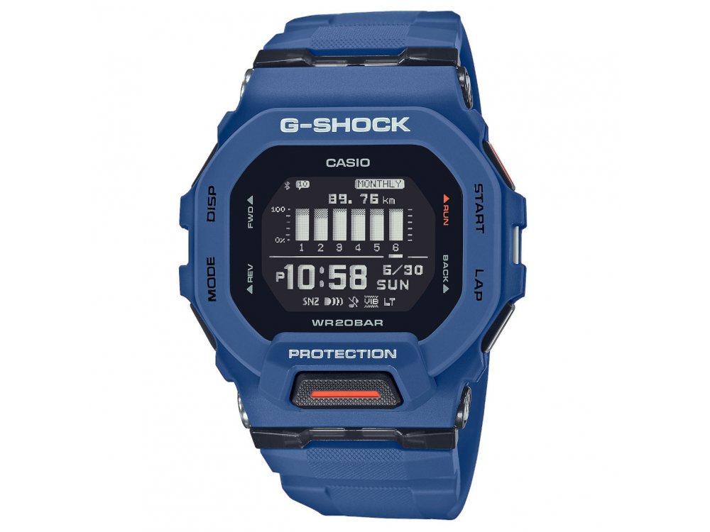 ЧАСОВНИК CASIO G-SHOCK GBD-200-2ER
