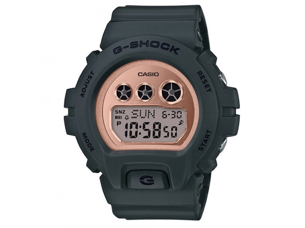 ЧАСОВНИК CASIO G-SHOCK GMD-S6900MC-3ER