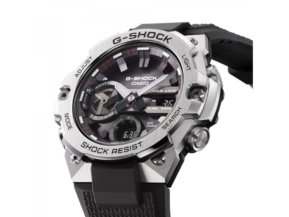 ЧАСОВНИК CASIO G-SHOCK G-STEEL GST-B400-1AER 2