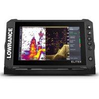 Lowrance Elite FS 9 Combo GPS със сонда 3 в 1 и карта на България
