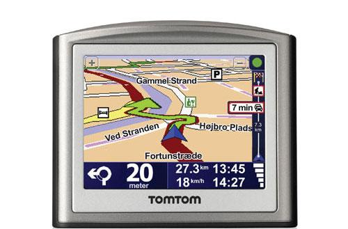 навигация Tomtom - фото 7